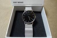 博多で買ったISSEY MIYAKEの腕時計 - おしゃれ自己満足日記
