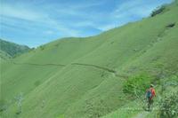 美しき稜線へ②**天上の道 - きまぐれ*風音・・kanon・・