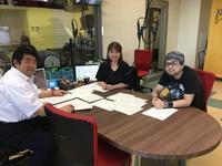 2018年8月10日(金)KNB「とれたてワイド朝生!」上杉昇 - 上杉昇さんUnofficialブログ ~Fragmento del alma~