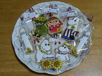 ムーミンのアイシングクッキー - 彩の気まぐれ写真