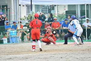 関東大会 日出VS金田南 - Tax-accountant-office ソフトボールブログ