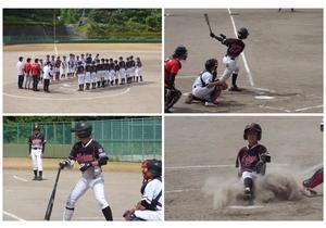 ⚾練習試合VS雲太Bさん⚾ - (公財)日本少年野球連盟 松江ボーイズ
