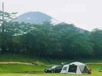 【まさに穴場だった!】期間限定「富士山で天の川と流星を見るためのテントサイト」@キャンピカ富士ぐりんぱ - SAMのLIFEキャンプブログ Doors , In & Out !