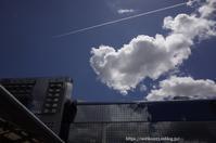 ひこうき雲 - Noriko's Photo  -light & shadow-