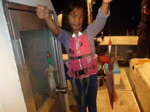 一服の清涼剤? - 海王流|鳥取県赤碕の遊漁船「海王丸」