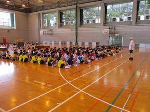 20180805_フレッシュ大会 - 日出ミニバスケットボール