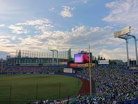 東京ヤクルトvs巨人(18回戦)を観戦「久々の神宮は終盤もつれて・・・」 - Photo Blog 人生の半ばを過ぎて....