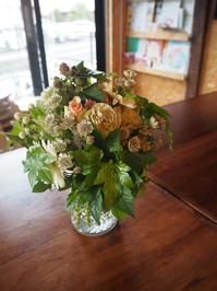 素直に心と花に従う - 「花」と「自分」を楽しむ花教室*  fleur Nature-フルール ナチュール-