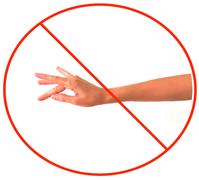 手と指先 - 風歩記
