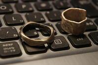 I get this free size [ring yubiwa 指輪」method.. - 秋葉原・銀座 PHOTO by ari_back