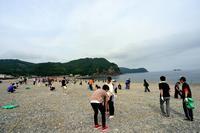 準備は進む…若い人手もたくさん来てくれました - LUZの熊野古道案内