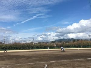 岡山芳泉との練習試合 - Kochi West High School BASEBALL CLUB (Season10)