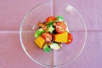 冷たいジュレの前菜~ - 料理研究家 島本 薫の日常