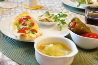 世界三大料理*8月10日トルコ料理レッスン -  川崎市のお料理教室 *おいしい table*        家庭で簡単おもてなし♪