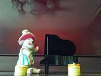 ピアノの発表会 - うららフェルトライフ
