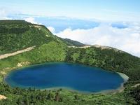 吾妻連峰 見どころいっぱい駕籠山稲荷・一切経山・東吾妻山      Mountain range Azuma in Bandai-Asahi National Park - やっぱり自然が好き
