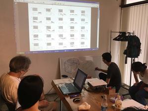 第10期3年生補講授業「形態」 - 家づくり学校公式ブログ