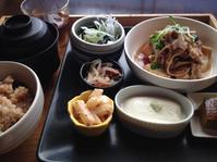 8/17日金曜日の日替わりランチ - おうちカフェbonbonchaのおうち