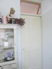 アンティーク好きのこだわりのフランスアンティークのドア - LeCaretteルカレット アトリエの日々のこと