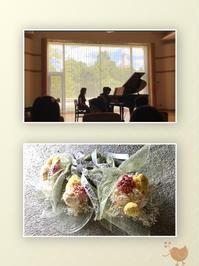 ドライフラワーミニスワッグ - Rico 花の教室
