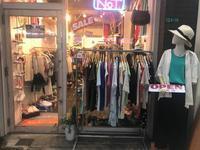 SALEスナップ - 「NoT kyomachi」はレディース専門のアメリカ古着の店です。アメリカで直接買い付けたvintage 古着やレギュラー古着、Antique、コーディネート等を紹介していきます。