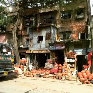 インドのムンバイ旅行(風景・建物編) - ホイタラ