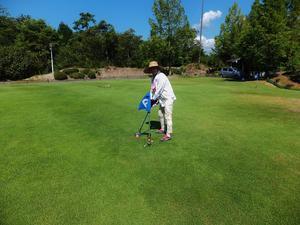 新しくグランドゴルフを始めました - 山歩きの祭子