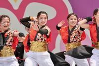 2018広島FFきんさいYOSAKOIその3(広島大学リズミックダンスクラブ) - ヒロパンの天空ウォーカー