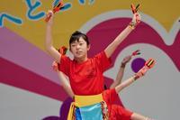 2018広島FFきんさいYOSAKOIその4(阿品台西小学校よさこいサークル) - ヒロパンの天空ウォーカー