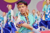 2018広島FFきんさいYOSAKOIその9(神石踊娘隊きらきら星) - ヒロパンの天空ウォーカー