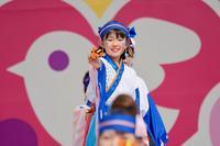 2018広島FFきんさいYOSAKOIその10(備後しんいち踊り隊) - ヒロパンの天空ウォーカー