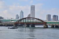 東京鉄道遺産18 東京都港湾局晴海線「晴海橋」 - kenのデジカメライフ
