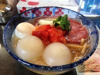 麺や青雲志vol.117夏の究極の冷やし小ネタはらぁ麺クイズと難関のお店松阪市嬉野 - 楽食人「Shin」の遊食案内