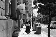 神戸 元町当たり - 漂いながら