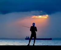 魚が釣れない - 風の吹くまま何でもシャッター