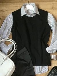 ロンストシャツ「gray」をどう着る? - madameHのバラ色の人生