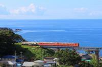 五能線小入川のお立ち台は最高のロケーション - 飛行機&鉄道写真館
