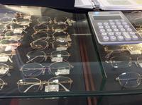 メガネの井上 お茶の水店でメガネ作りました。フレームで18kは45万は問題外。 - 設計事務所 arkilab