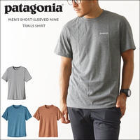 patagonia [パタゴニア正規代理店] MEN'S SHORT-SLEEVED NINE TRAILS SHIRT [23470] メンズ・ショートスリーブ・ナイン・トレイルズ・シャツ - refalt