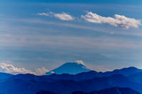 秋晴れの日和田山 - デジカメ写真集