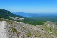 360度大パノラマ樽前山 (810.2M)   下山 編 - 風の便り