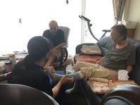 訪問看護。 - 気管にできた腺様嚢胞癌と闘う母の記録