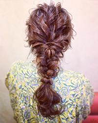 リタッチカラーはアルカリから香草カラーに♪ - 君津市 南子安の美容室  La Face   ✯   ラフェイス のブログ
