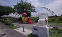 Vol.1377 市場下町公園 - 小太郎の白っぽい世界