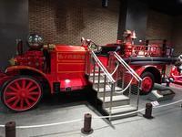消防博物館 - ムサコママの育児日記