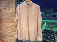 Ralph Lauren tattersall B.D. shirt - BUTTON UP clothing