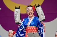 2018広島FFきんさいYOSAKOIその13(備後ばらバラよさこい踊り隊) - ヒロパンの天空ウォーカー
