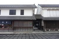 須坂の塩屋醸造 - レトロな建物を訪ねて