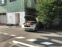 八王子市からレッカー車で車検切れ不動車を廃車の出張引き取りしました。 - 廃車戦隊引き取りレンジャー