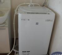 洗濯機の買換え - イーストの香り